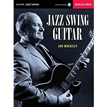 Berklee Press Jazz Swing Guitar Berklee Guide Series Softcover Audio Online Written by Jon Wheatley