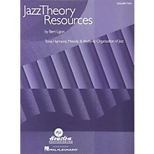 Houston Publishing Jazz Theory Resources Volume 2 Book