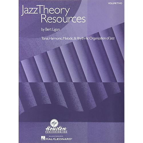 Houston Publishing Jazz Theory Resources Volume 2 Book