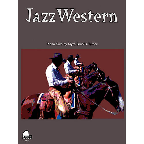 SCHAUM Jazz Western Educational Piano Series Softcover
