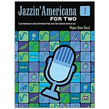 Alfred Jazzin' Americana for Two, Book 1 Late Elementary / Early Intermediate