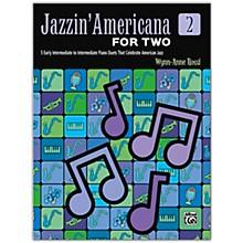 Alfred Jazzin' Americana for Two, Book 2 Early Intermediate / Intermediate