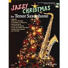 Schott Jazzy Christmas Schott Series Softcover with CD