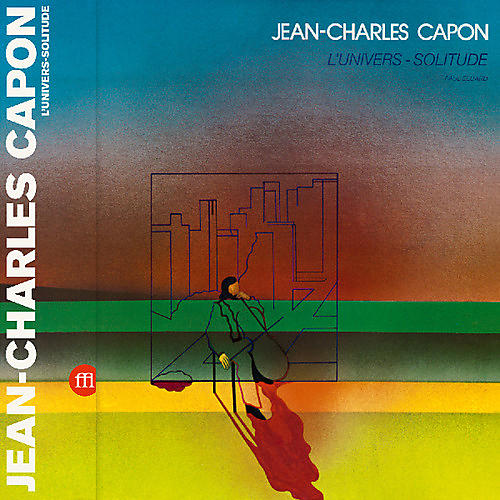 Jean-Charles Capon - L'univers-Solitude