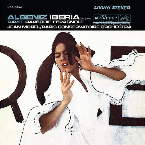 Alliance Jean Morel - Albeniz: Iberia (complete) / Ravel: Rapsodie
