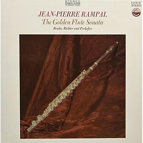Alliance Jean Rampal Pierre - Golden Flute Sonata