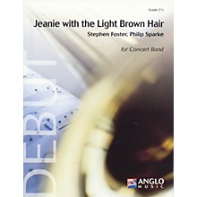 Anglo Music Press Jeanie with the Light Brown Hair (Grade 2 - Score and Parts) Concert Band Level 2.5 by Philip Sparke
