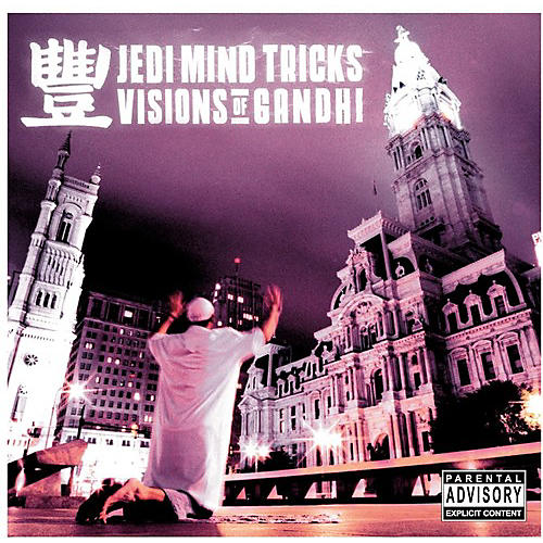 Alliance Jedi Mind Tricks - Visions of Ghandi