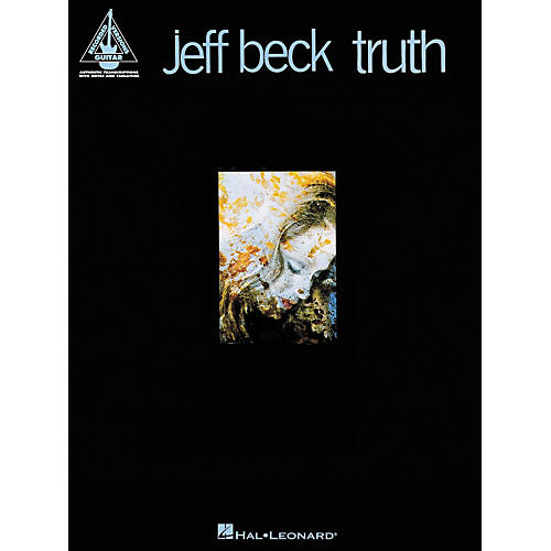 Hal Leonard Jeff Beck - Truth Guitar Tab Songbook
