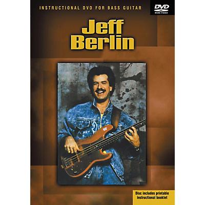 Hal Leonard Jeff Berlin - Instructional DVD for Bass Guitar