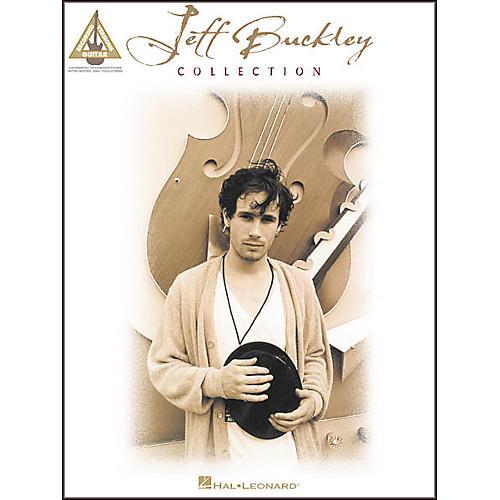 Hal Leonard Jeff Buckley Collection Guitar Tab Songbook