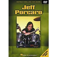 Hal Leonard Jeff Porcaro Drum DVD