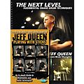 Hudson Music Jeff Queen - Playing With Sticks / The Next Level Book and DVD Combo Pack thumbnail