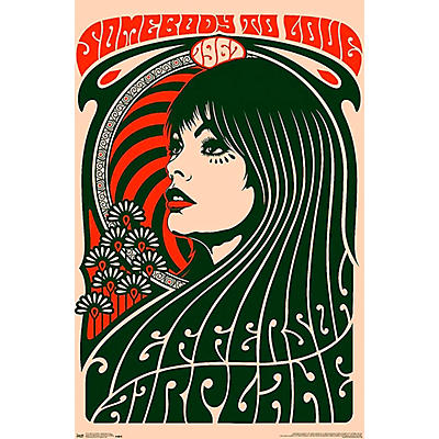 Trends International Jefferson Airplane - Somebody To Love Poster