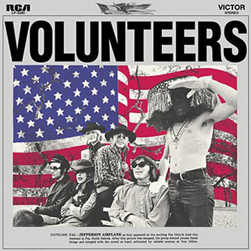 Alliance Jefferson Airplane - Volunteers