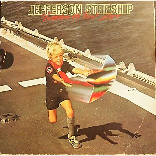 Alliance Jefferson Starship - Freedom At Point Zero