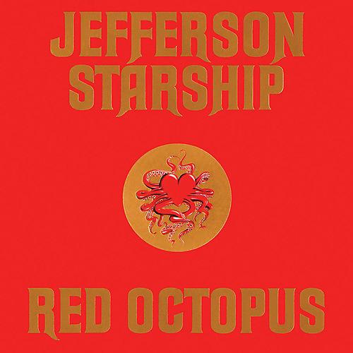 Alliance Jefferson Starship - Red Octopus