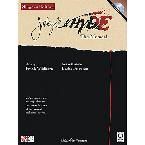 Cherry Lane Jekyll & Hyde - Singer's Edition (Book/CD)