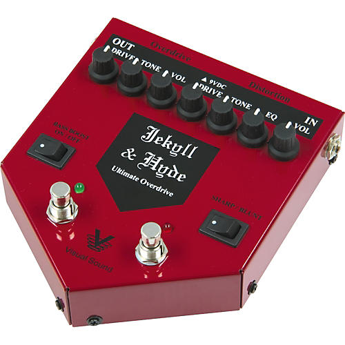 Visual Sound Jekyll and Hyde Ultimate Overdrive