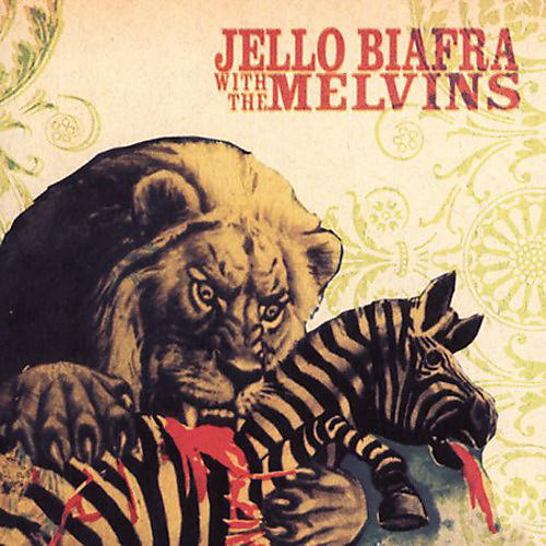 Alliance Jello Biafra - Never Breathe What You Can't See