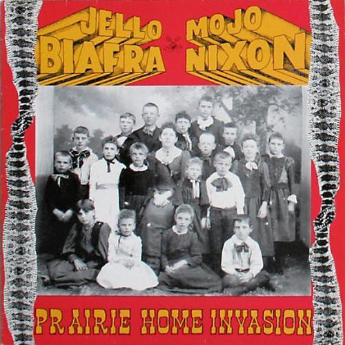 Alliance Jello Biafra - Prairie Home Invasion