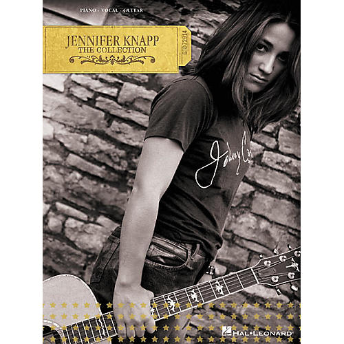 Hal Leonard Jennifer Knapp - The Collection Piano/Vocal/Guitar Artist Songbook