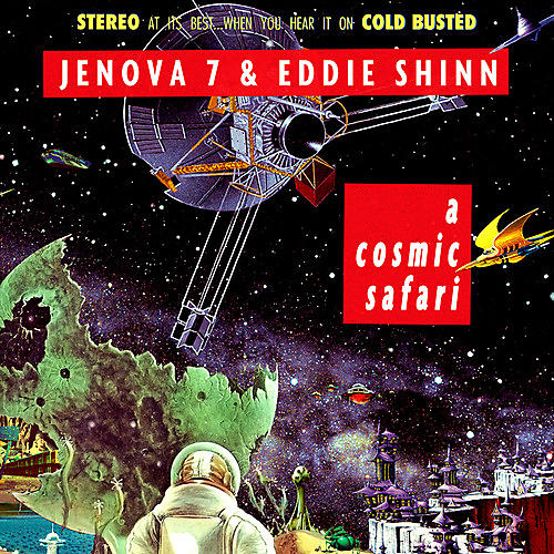 Alliance Jenova 7 - A Cosmic Safari