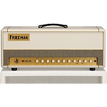 Open Box Friedman Jerry Cantrell Signature 100W Tube Guitar Head White Tolex