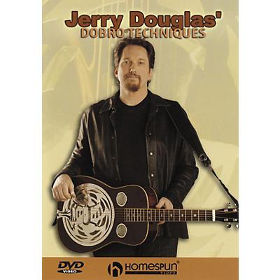 Homespun Jerry Douglas' Dobro Techniques (DVD)