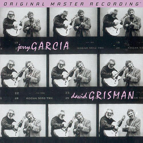 Alliance Jerry Garcia - Jerry Garcia and David Grisman