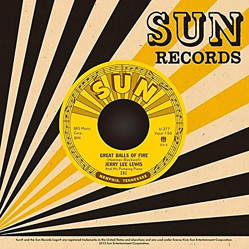 Alliance Jerry Lee Lewis - Great Balls of Fire / You Win Again