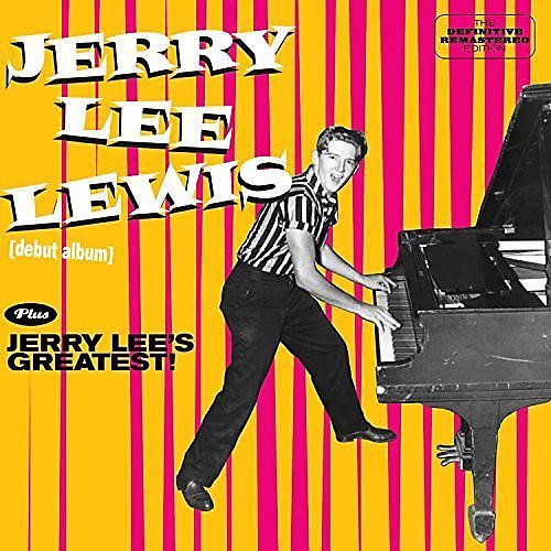 Alliance Jerry Lee Lewis - Jerry Lee Lewis / Jerry Lee's Greatest!