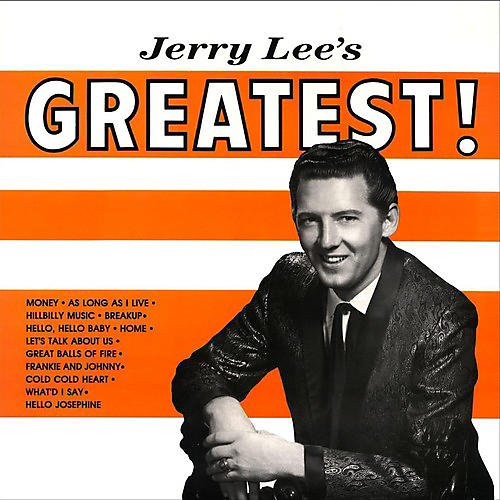 Alliance Jerry Lee Lewis - Jerry Lee's Greatest