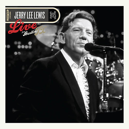 Alliance Jerry Lee Lewis - Live From Austin, TX