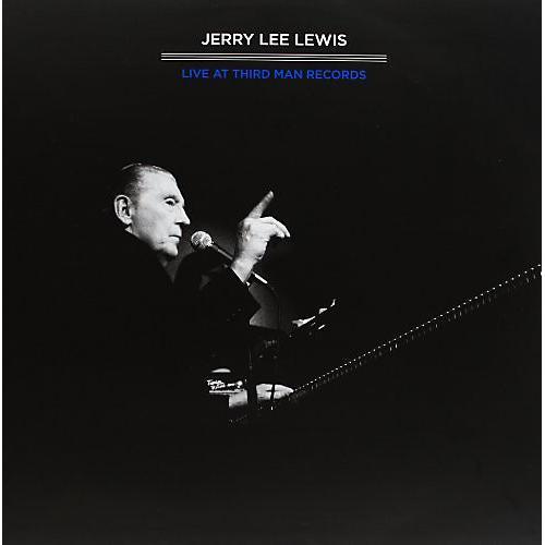 Alliance Jerry Lee Lewis - Third Man Live 04-17-2011