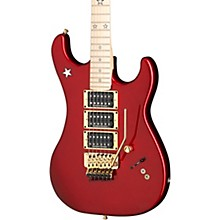 Jersey Star Electric Guitar Candy Apple Red