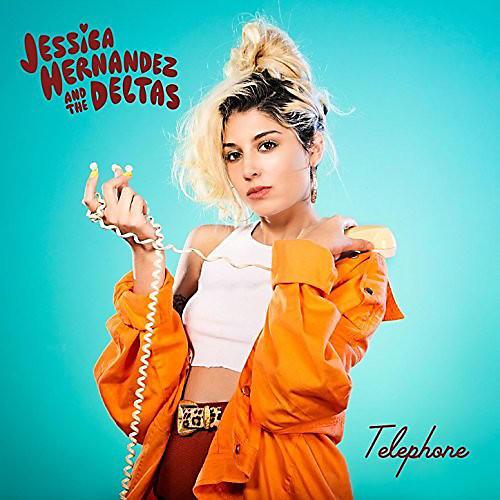 Alliance Jessica Hernandez & Deltas - Telephone