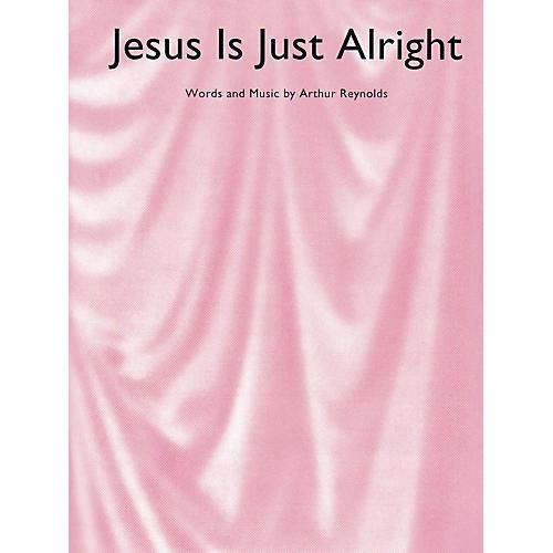 Music Sales Jesus Is Just Alright Music Sales America Series Performed by The Doobie Brothers