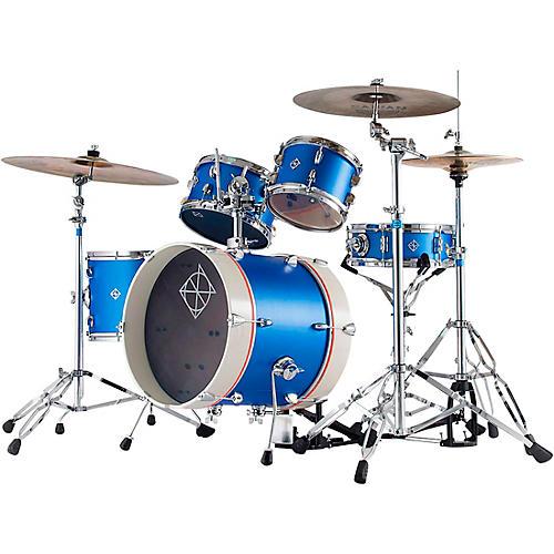 Dixon Jet Set Plus 5-Piece Shell Pack Street Play Blue