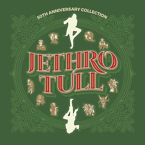 Alliance Jethro Tull - 50th Anniversary Collection