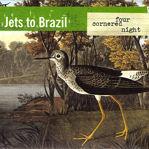 Alliance Jets to Brazil - Four Cornered Night