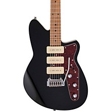 Jetstream 390 Maple Fingerboard Electric Guitar Midnight Black