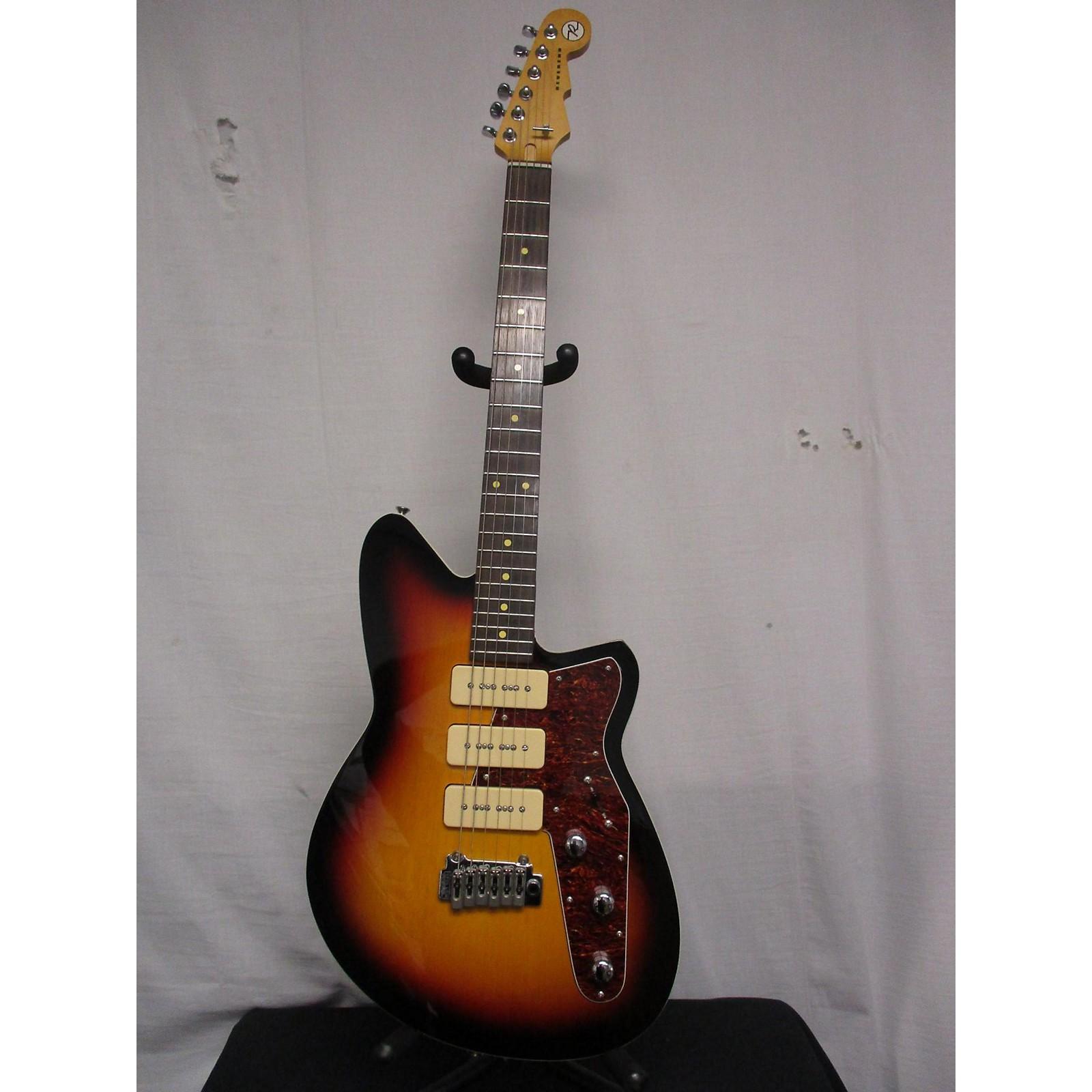 Reverend Jetstream 390 Solid Body Electric Guitar