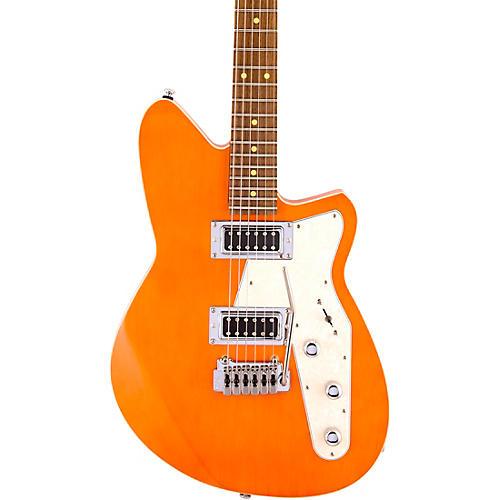 Reverend Jetstream RB Roasted Pau Ferro Fingerboard Electric Guitar Rock Orange