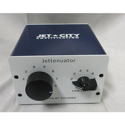 Jet City Amplification Jettenuater Pedal