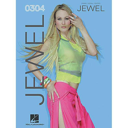 Hal Leonard Jewel - 0304 Piano, Vocal, Guitar Songbook