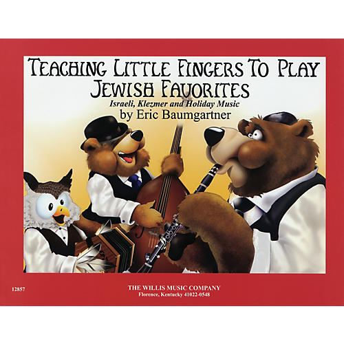 Willis Music Jewish Favorites (Teaching Little Fingers to Play/Mid-Elem Level) Willis Series