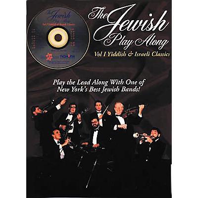 Jewish Play-Along Volume 1 C Instruments (Book/CD)