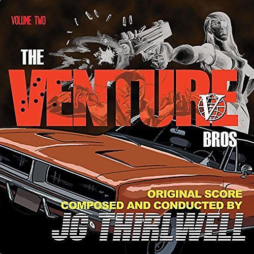 Alliance Jg Thirlwell - Music Of The Venture Bros, Vol. 2