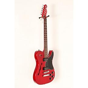 fender jim adkins ja 90 telecaster electric guitar transparent crimson musician 39 s friend. Black Bedroom Furniture Sets. Home Design Ideas